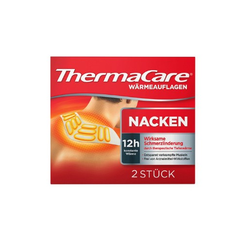 THERMACARE Nacken/Schulter Auflagen z. Schmerzlind.