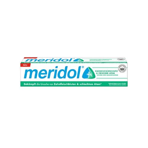meridol® ZAHNFLEISCHSCHUTZ & FRISCHER ATEM Zahnpasta